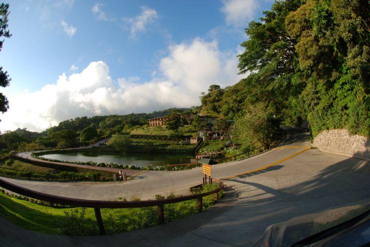 Beautiful El Establo Hotel in Monteverde