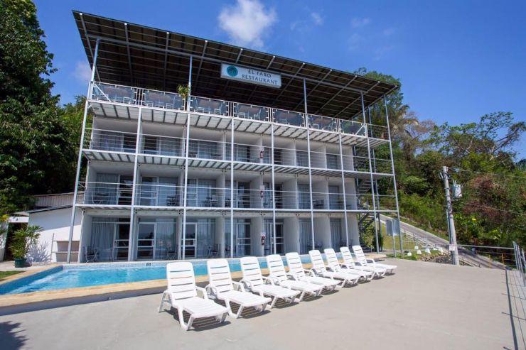 Unique Container-hotel, El Faro Beach Hotel, Manuel Antonio