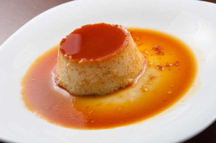 Delicious Caramel Flan