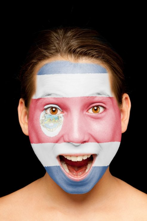 Costa Rica was the happiest country on earth in 2012