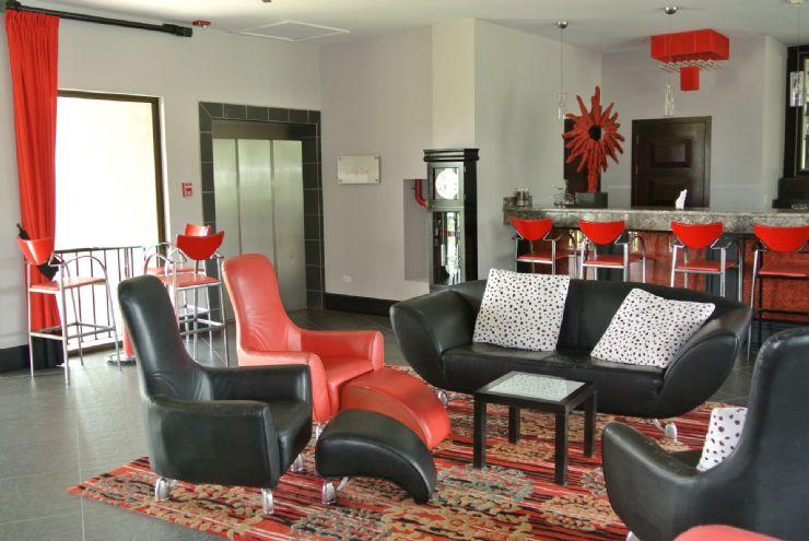 Luxury & modern bar at Royal Corin 5th Floor