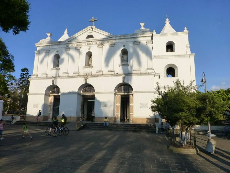 Inmaculada Concepcion church, Heredia