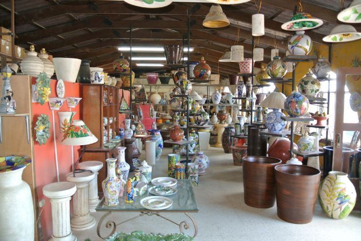 Amazing handcraft store Las Palomas