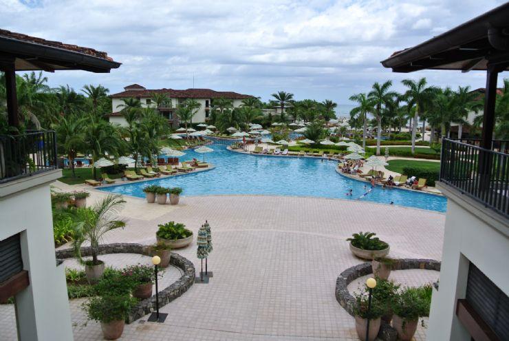 Beautiful Swimming pool at JW Marriott, Hacienda Pinilla