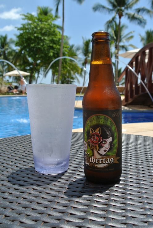 Relax Time at the beach with a delicious Libertas, Jaco