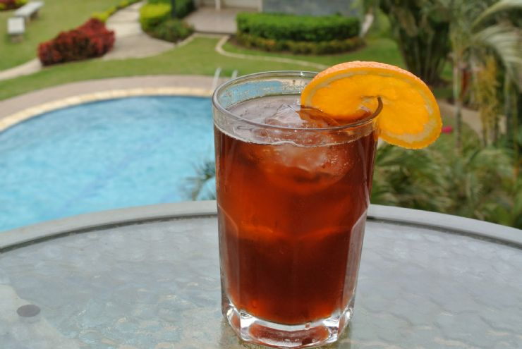 Refreshing Long Island Ice Tea