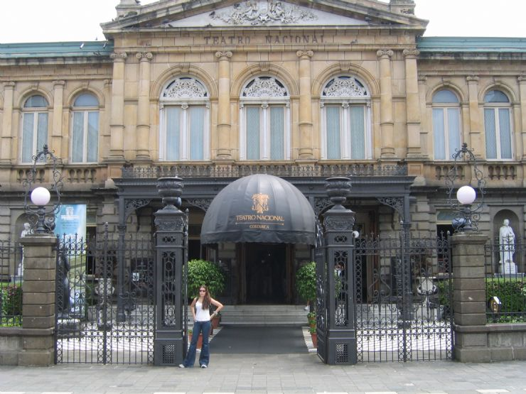 Costa Rican National Theater