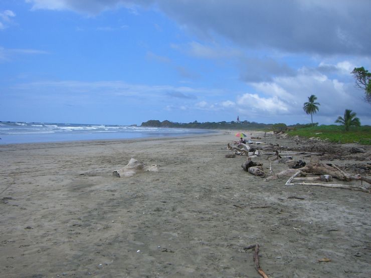 Playa Guiones at Nosara Beach
