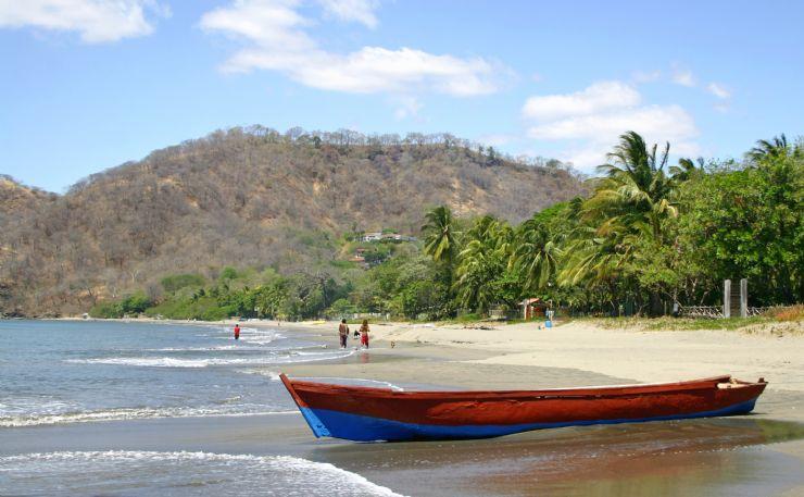 Beautiful Playa Hermosa in Guanacaste