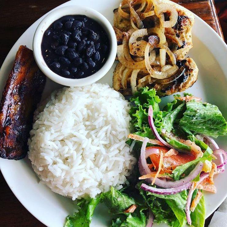 Pork Chop Casado