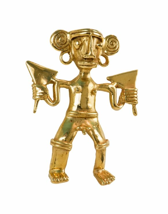 Take A Tour Of The Pre Columbian Gold Museum Javis Travel Blog