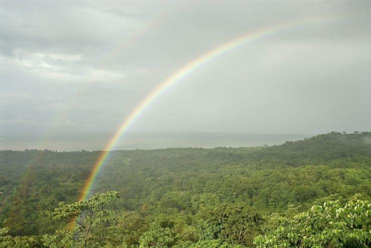 Full Rainbow near Uvita