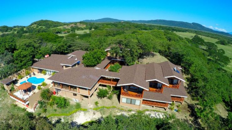Rancho Humo a Boutique Eco-lodge located on a Private Reserve