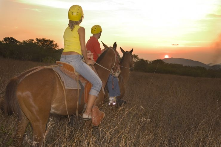 Horseback Riding in Rincon de la Vieja