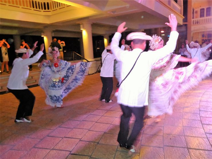 Typical Guanacaste dance