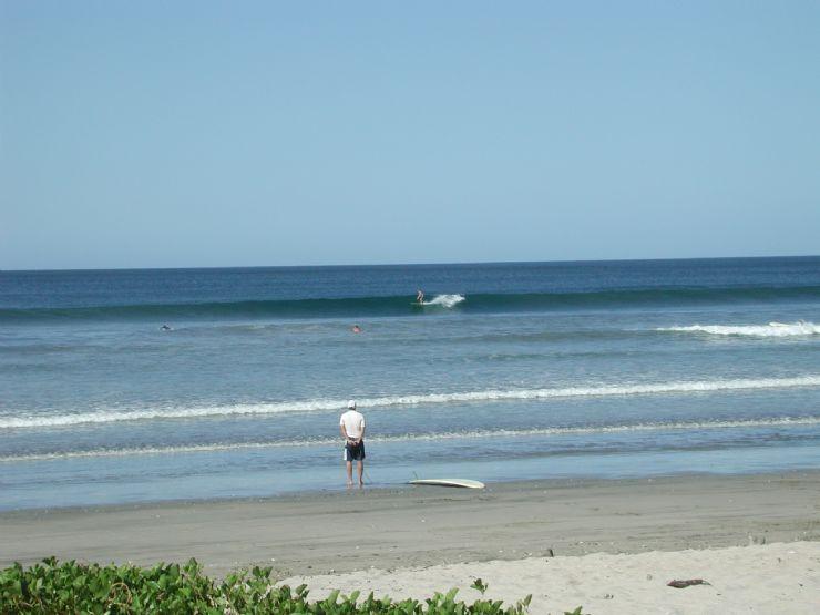 Fun Surf at Tamarindo Beach