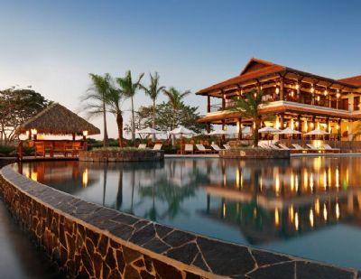 Amazing Pool At The Jw Marriott Guanacaste