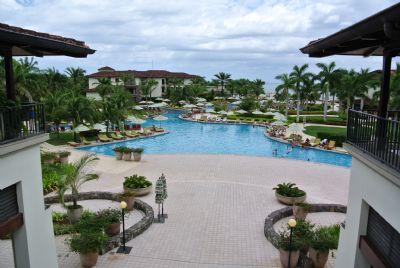Beautiful Swimming Pool At Jw Marriott Hacienda Pinilla