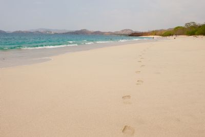 Amazing White Sand Beach At Playa Conchal