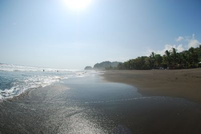 White Sand Beaches In Costa Rica