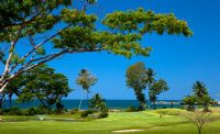 Tee off at Costa Rica's most exotic golf course
