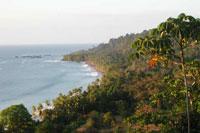 Enjoy spectacular views from the Osa Peninsula