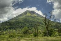 Hiking around northern inland Costa Rica