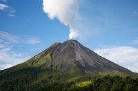 Costa Rica Volcanoes at a Glance