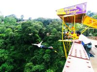 Take the leap - go bungee jumping