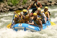 The Best Rivers for White Water Rafting in Costa Rica