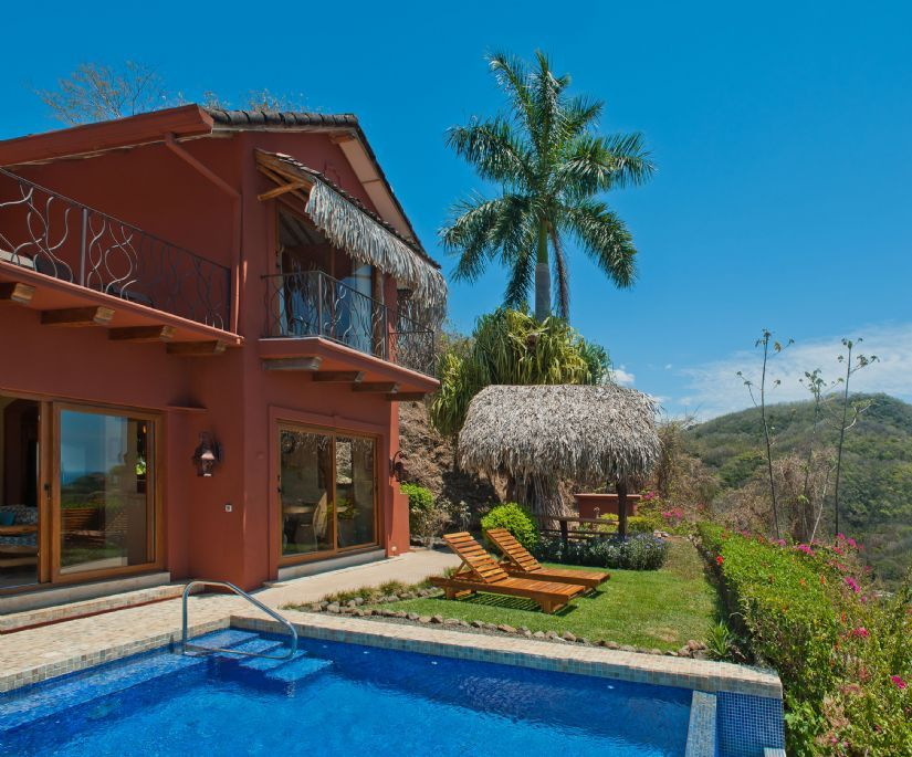 Three bedroom villa