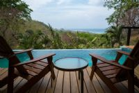 Beautiful view at Casa Chameleon
