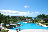 Grand pool at the JW Marriott Guanacaste