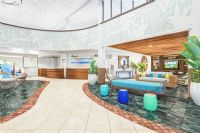Lobby & Front Desk area at Margaritaville Beach Resort