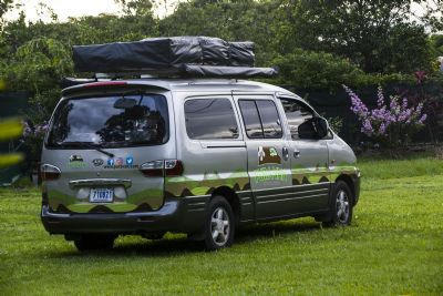 Pura Van - Campervan Rental - Go Visit Costa Rica