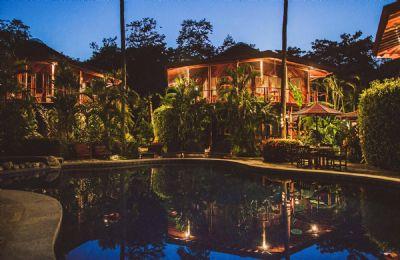 Tambor Tropical Beach Resort Go Visit Costa Rica
