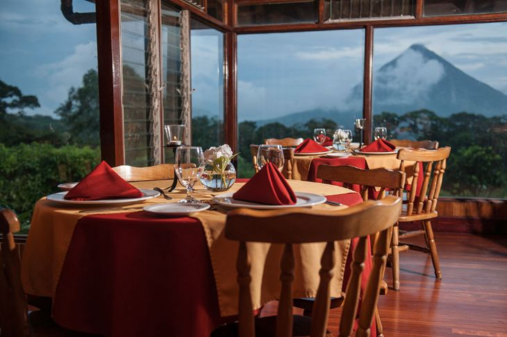 Arenal Lodge Go Visit Costa Rica