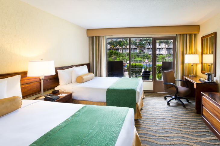 Standard Room with a Pool View at Best Western Irazu Hotel & Casino