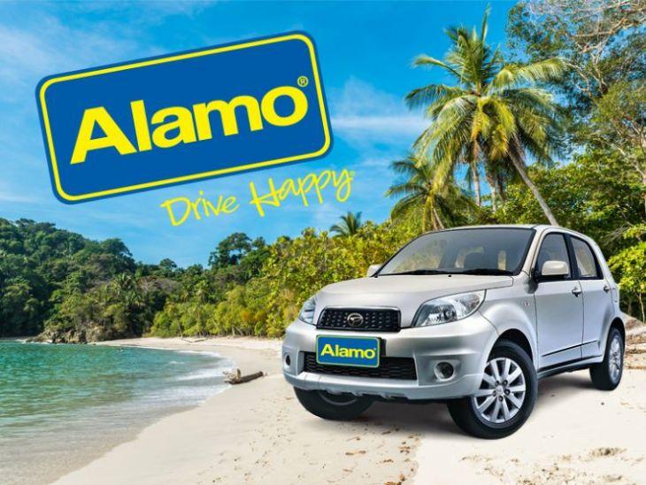 Alamo Car Rental San Jose Intl Airport Go Visit Costa Rica