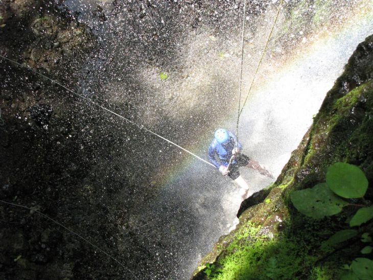 Canyoning Adventure with Pure Trek