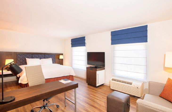 Hampton Inn Amp Suites By Hilton San Jose Airport Go Visit